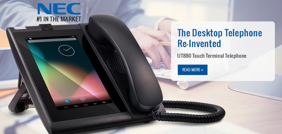 The Desktop Telephone Re-Invented